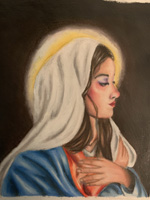 7th 9th Grade Honorable Mention The Blessed Virgin Mary